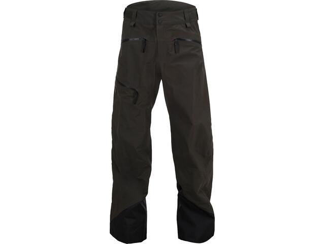 Peak Performance Tetonp Active Ski Pants Herr olive extreme